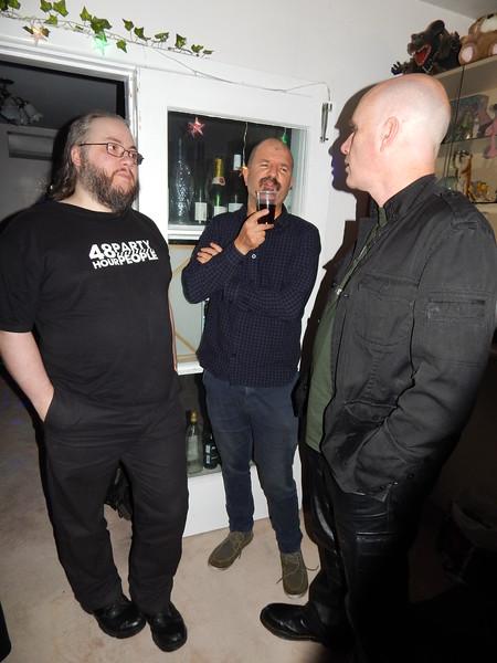 Morbid, Seth, Dillon