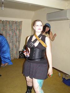 2009-02-14 Retro-futuristic Party