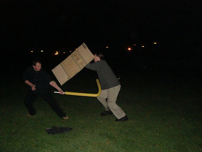 2009-06-30 Impromptu night battle