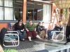 Charlene, Cat, Rebecca, Beast, Spike