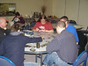 Race for the Galaxy: Gold, ?, Phil, Seth, Dave