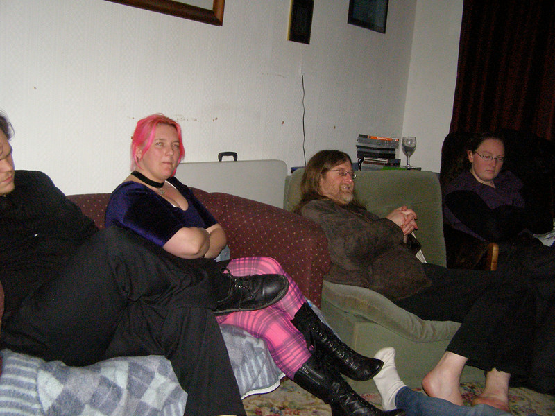 Ryan, Mia, Phil, Sam