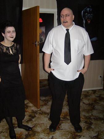 2009-11-13 Gothic Vampire party