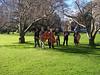 Christchurch forces - David, Ben, Willis, Micah, Jonathan, Marshell, Alison