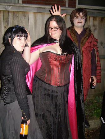 2012-07-13 Gothic Vampire party