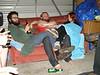 Hamish, John, Naomi
