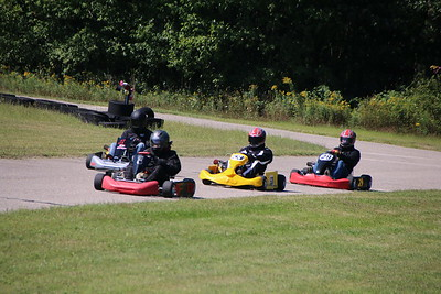 KART RACING, RAVENNA MICHIGAN 2016