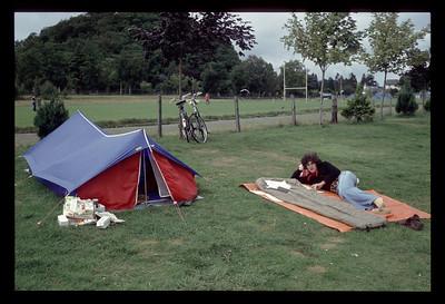 @RobAng 1978, Velotour Nord-Schottland (GB): Inverness (26.-28.8.8.) - Loch Ness (29.8.) -  Malaig (31.8.) - Kyle of Lochalsh  - Achnasheen (1.9.) - Inverness 22.9.)