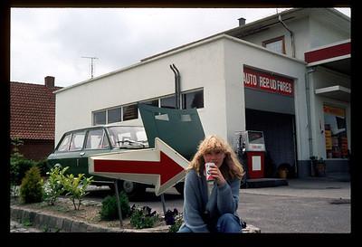 @RobAng / Fr. 19.6.81, Maribo (Insel Vesterbro), DK