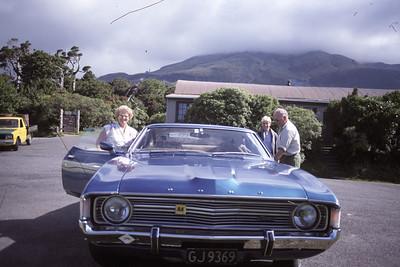 © RobAng 1989, New Zealand by bicycle, Inglewood, 19.2.89