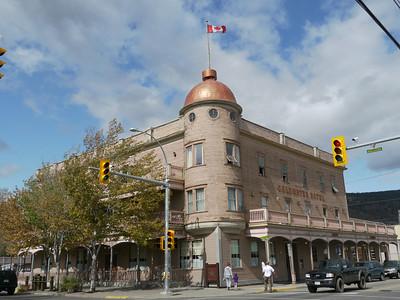 Merritt Towncenter, Merritt, 197.7 m.ü.M., British Columbia, Kanada