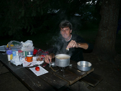 Revelstoke Camping Lamplighter, Revelstoke, British Columbia, Kanada