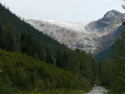 Illecillewaet, Glaciers National Park, 414.8 m.ü.M., British Columbia, Kanada