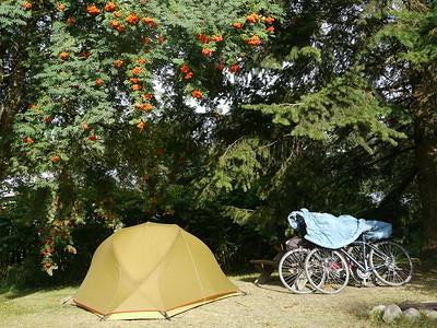 Revelstoke Campi, Revelstoke, 405.7 m.ü.M., British Columbia, Kanada