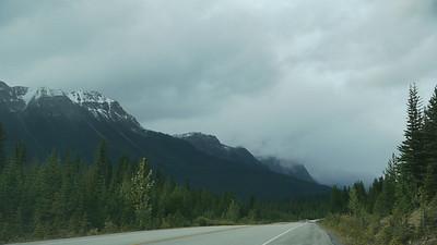 , Banff-/Jasper National Park - Icefields Parkway, 793 m.ü.M., Alberta, Kanada