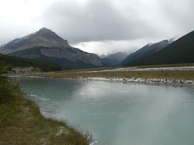 , Banff-/Jasper National Park - Icefields Parkway, 1043.1 m.ü.M., Alberta, Kanada