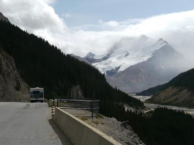 , Banff-/Jasper National Park - Icefields Parkway, 1071.4 m.ü.M., Alberta, Kanada