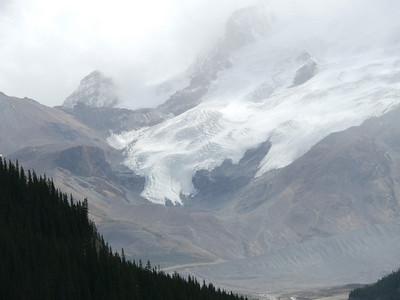 , Banff-/Jasper National Park - Icefields Parkway, 1092.4 m.ü.M., Alberta, Kanada
