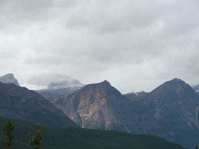 , Banff-/Jasper National Park - Icefields Parkway, 1188.8 m.ü.M., Alberta, Kanada