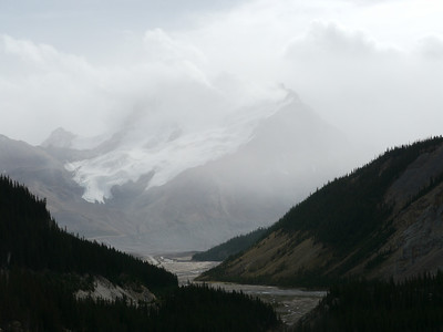 © RobAng 2009, Banff-/Jasper, Banff-/Jasper National Park - Icefields Parkway, 1067 m.ü.M., Alberta, Kanada
