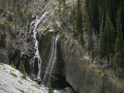 , Banff-/Jasper National Park - Icefields Parkway, 1071.7 m.ü.M., Alberta, Kanada