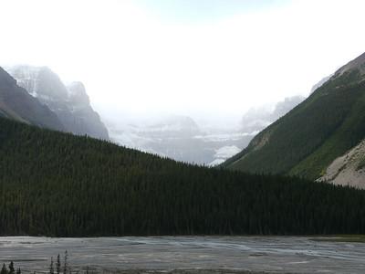 , Banff-/Jasper National Park - Icefields Parkway, 1072.7 m.ü.M., Alberta, Kanada
