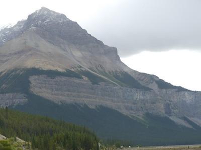 , Banff-/Jasper National Park - Icefields Parkway, 1056.5 m.ü.M., Alberta, Kanada