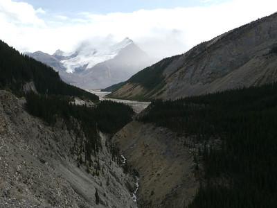 , Banff-/Jasper National Park - Icefields Parkway, 1072.8 m.ü.M., Alberta, Kanada