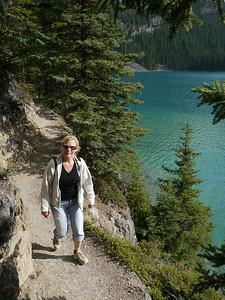 around Lake O'Ha, Yoho National Park, 1296.4 m ü.M., British Columbia - Upper Columbia Region, Canada