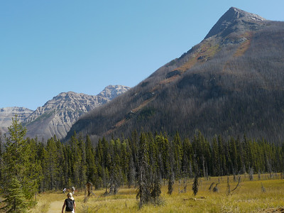 Paint Pots (Kootenay), Kootenay National Park, 883.8 m ü.M., British Columbia - Upper Columbia Region, Canada