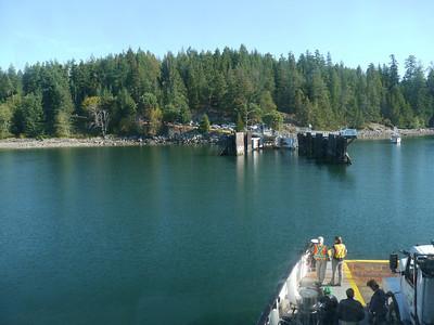 Cortes Island, 17.8 m.ü.M., British Columbia, Kanada