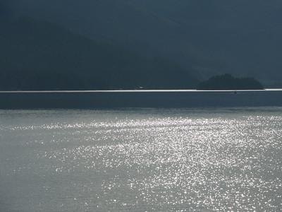 Ferry Saltery Bay - Egmont, 30.4 m.ü.M., British Columbia, Kanada