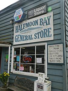 Halfmoon Bay, 39.5 m.ü.M., British Columbia, Kanada