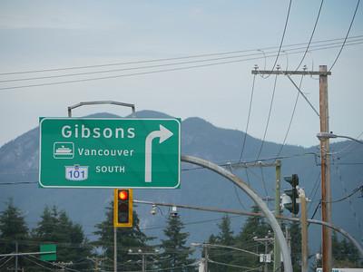 Gibson, 31 m.ü.M., British Columbia, Kanada