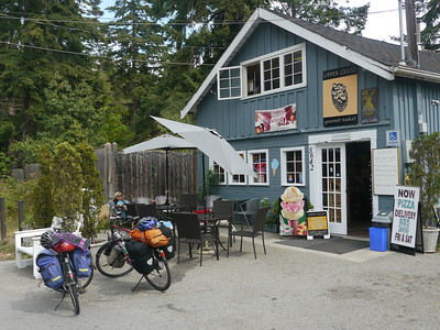 Halfmoon Bay, 39.3 m.ü.M., British Columbia, Kanada