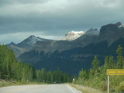 © RobAng 8.9.09 (Alberta, Canada) -  Icefields Parkway