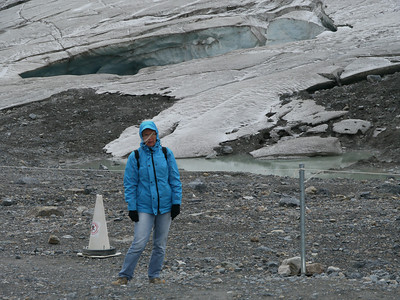© RobAng 8.9.09 (Alberta, Canada) - Columbia Icefield / Icefields Parkway