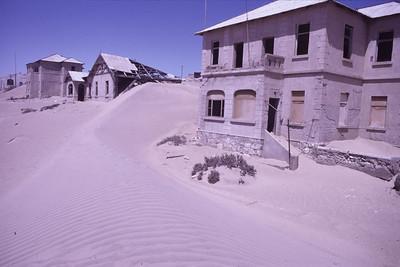 Lüderitz, Namibia 1995, ©RobAng