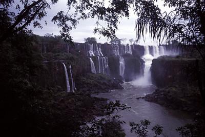 Brasilien 1988 / Iguaçu /  © RobAng