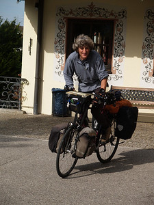 Jungholz (Deutschland / Germany) - Dornbirn (Oesterreich / Austria) / Switzerland - St. Petersburg - Switzerland by bicycle / © Rob Tani, Okt. 2008