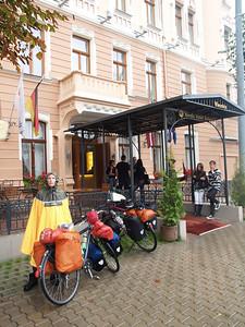 Etappe Tukums - Riga (Latvia-Lettland) / Winterthur-St.Peterburg-Winterthur by bicycle / © Rob Tani, Riga 23.8.08
