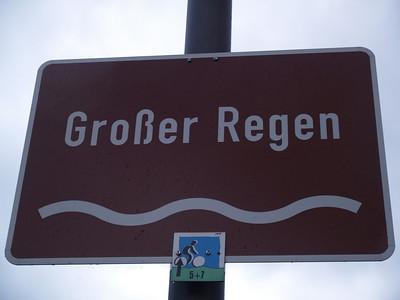 Etappe Plzen (Czech Republic-Tschechien) -  Zwiesel (Germany-Deutschland) / Winterthur-St.Peterburg-Winterthur by bicycle / © Rob Tani, 25.9.08