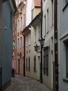 Riga (Lettland/Latvia) / Switzerland - St. Petersburg - Switzerland  by bicycle / © Rob Tani, Aug 2008