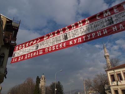 Mazedonien (Macedonia) by bicycle / © Rob Tani, Febr. 2008 / Bitola