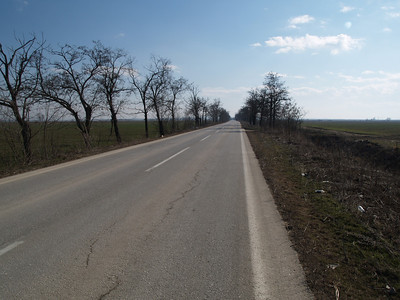 Griechenland (Greece) by bicycle / © Rob Tani, Febr. 2008