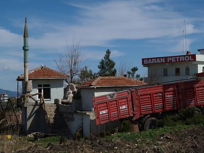 Etappe Bandirma-Gelibolu, Türkei (Turkey), Wthur-Istanbul by bicycle / © Rob Tani, März 2008