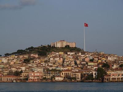 Ayvalik, Türkei (Turkey), Wthur-Istanbul by bicycle / © Rob Tani, März 2008