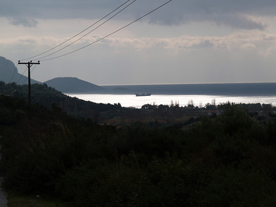 Sithonia, Chalkidiki (Nord-Griechenland, Greece) by bicycle / © Rob Tani, Febr. 2008