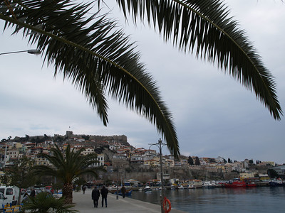 Kavala, Nord-Griechenland (Greece) by bicycle / © Rob Tani, Febr. 2008