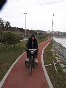von Ereglisi nach Istanbul, Türkei (Turkey), Wthur-Istanbul by bicycle / © Rob Tani, Febr. 2008